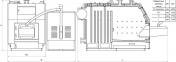 Твердотопливный котел на пеллетах Альтеп TRIO UNI Pellet (КТ-3ЕPG) - 250 кВт 1