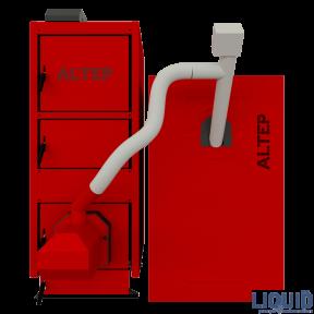 Твердотопливный котел на пеллетах Альтеп Duo UNI Pellet (KT-2EPG) - 200 кВт