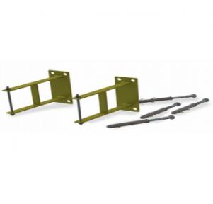 Комплект для крепления коллектора  к стене ОКК-9