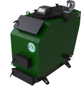 Пиролизный котел Gefest-Profi S 1150 кВт