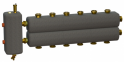 Коллектор в комплекте с гидрострелкой  ОКС-РР-3-7-КН-НР-і